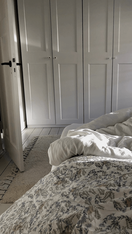 Minimalistische slaapkamer inspiratie