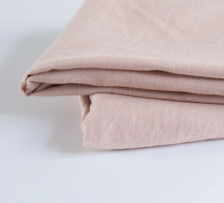 Tafelkleed linnen oudroze_packshot